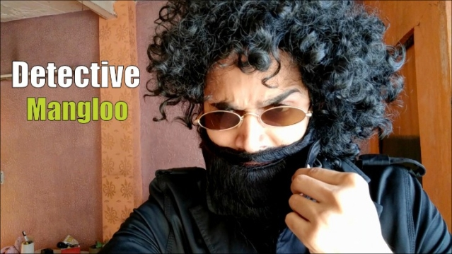 BB Ki Vines Introduces Bhuvan Bam's Newest Creation- Detective Mangloo