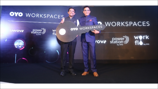 Workflo, Innov8 and Powerstation join the OYO family