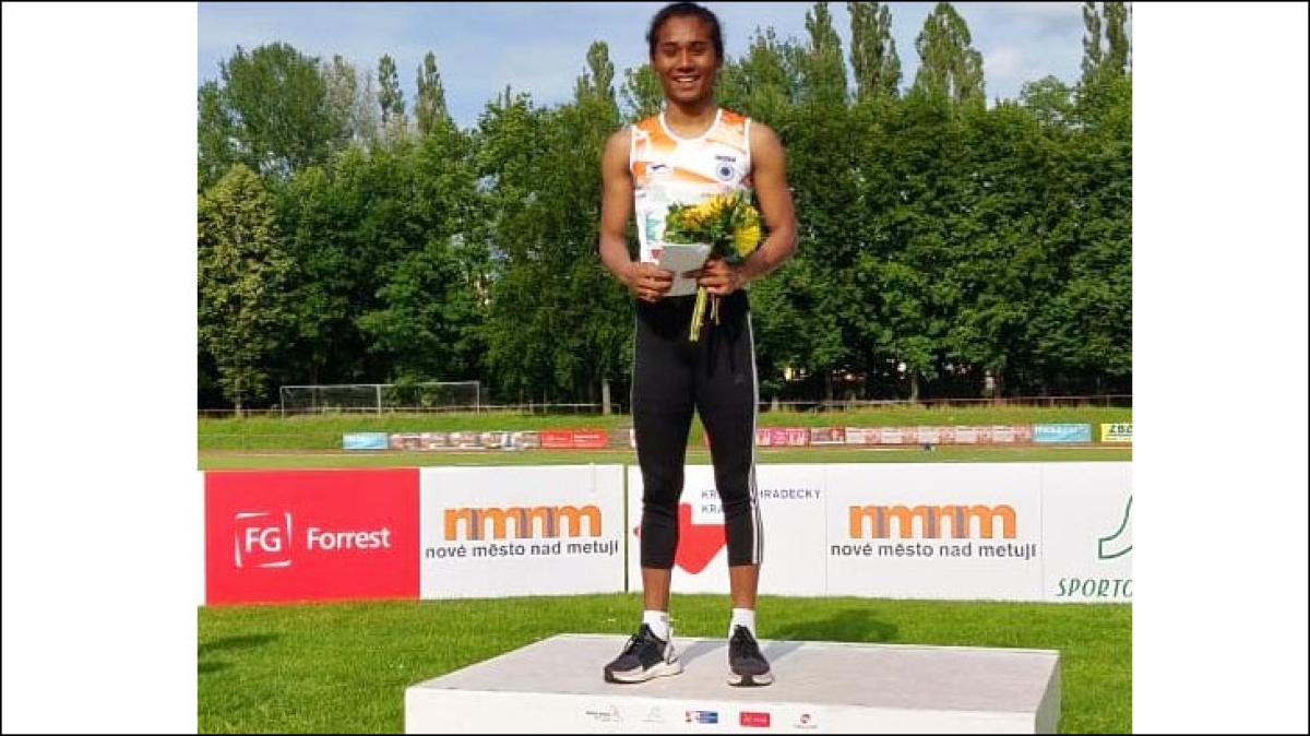 Should more brands consider Hima Das?