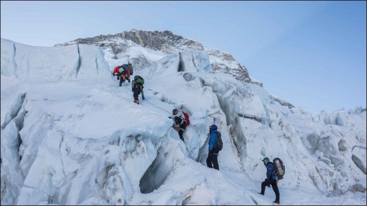 Rupa Innerwear scales the Mt. Everest...