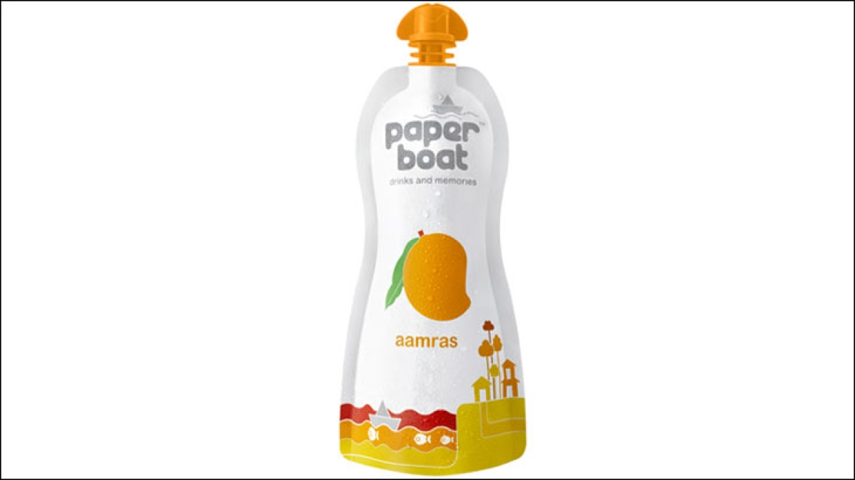 Paper Boat's packaging gets holographic revamp