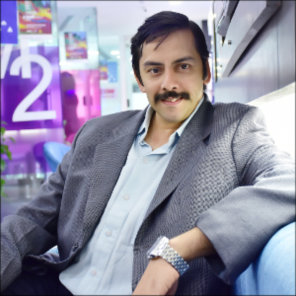To Mediacom's K Srinivas Rao, the biggest leap is about learning everyday
