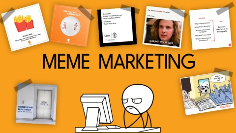 Is meme marketing overdone?