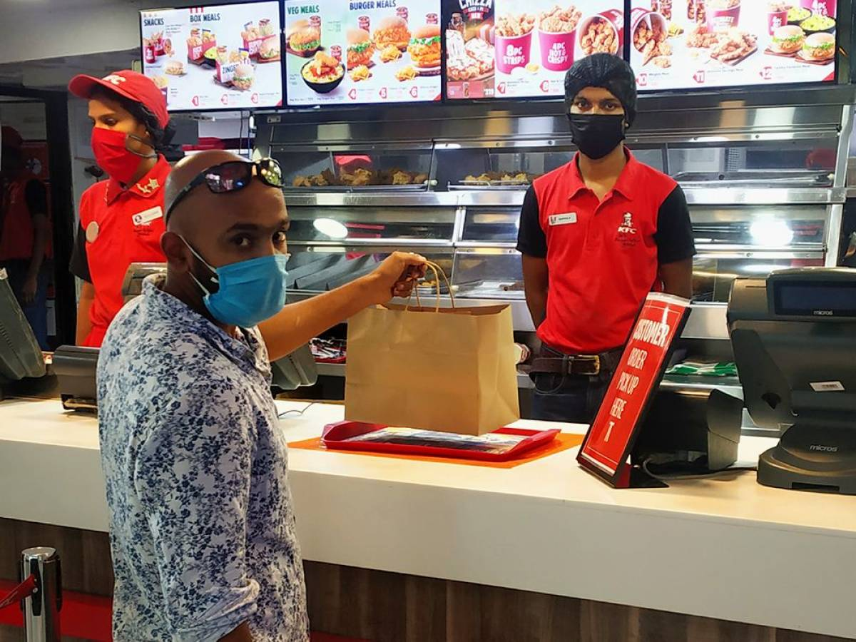 KFC goes contactless - afaqs