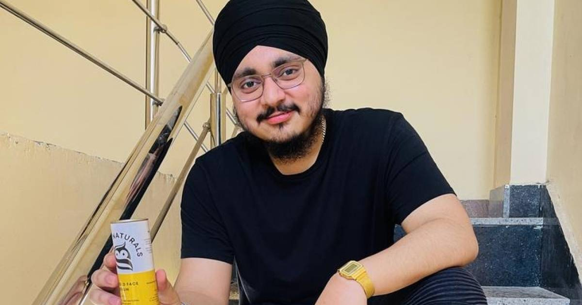 Photo of Entrepreneur Khushwant Singh: A Young and influential brand strategist