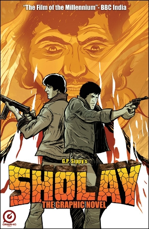 Sholay Cover