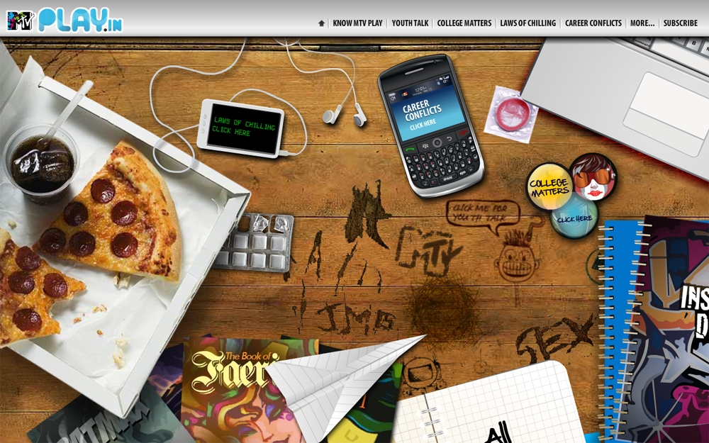 MTV launches youth insight portal, MTVPlay in