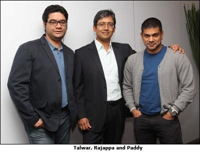 Talwar Rajappa and Paddy