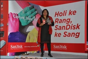 SanDisk on-ground activation