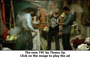 Thums Up TVC