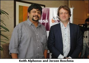 Keith Alphonso and Jeroen Boschma