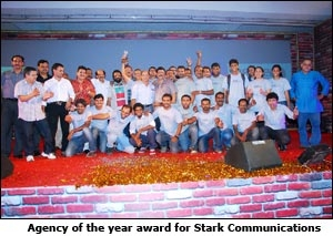Agency of the year Stark Communications