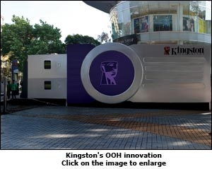 Kingston OOH Innovation