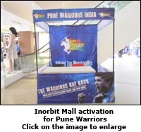 Inorbit Mall Activation