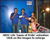 HDFC Game of Pride