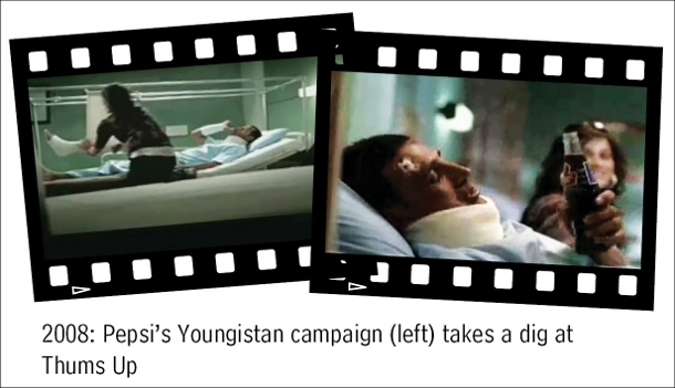Pepsi Youngistan takes dig at thums up