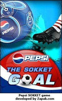 The Pepsi Sokket Game