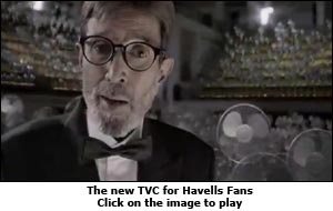New TVC Havells Fans