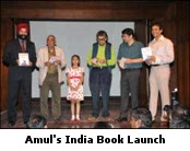 Amul India launch