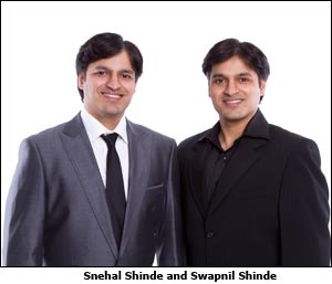 Snehal Shinde and Swapnil Shinde