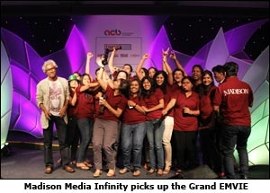 Madison Media Infinity picks up the Grand EMVIE
