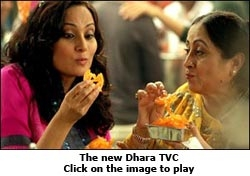 The new Dhara TVC