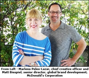 Marlena Peleo-Lazar and Matt Biespiel