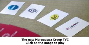 The new Murugappa Group TVC