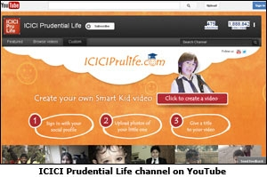 ICICI Prudential Life channel on YouTube