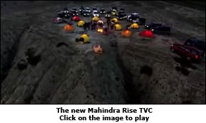 The new Mahindra Rise TVC