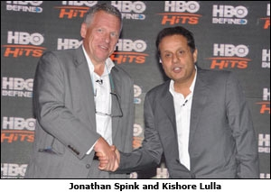 Jonathan Spink and Kishore Lulla