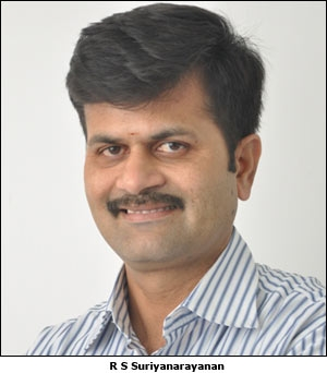 Supriyo Sinha, vice president, Bengali dailies (that is, Anandabazar Patrika and Ebela), ABP group, proudly likes to compare the newcomer's figures with the ... - RS-Suriyanarayanan