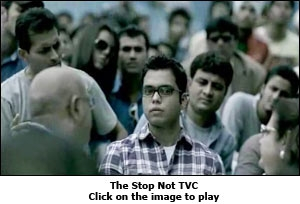 The Stop Not TVC