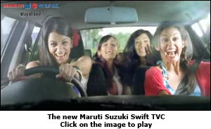 The new Maruti Suzuki Swift TVC