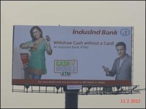 indusind bank login