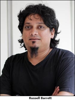 Profile: Russell Barrett: Copy Right