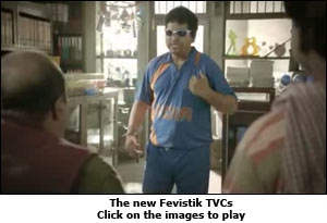 The new Fevistik ad