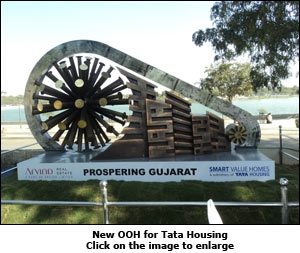 New OOH for Tata Housing