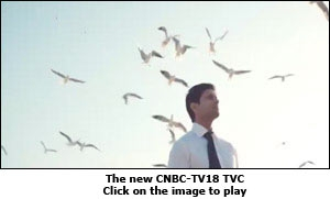 The new CNBC-TV18 TVC