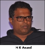 MK Anand