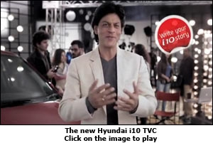 The new Hyundai i10 TVC