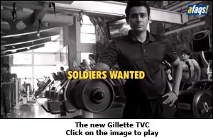 The new Gillette TVC