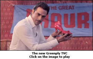 The new Greenply TVC