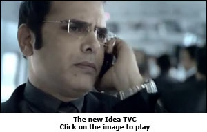 The new Idea TVC