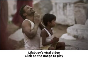 Lifebuoy's viral video