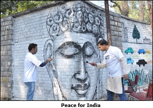 Peace for India