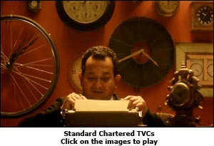 Standard Chartered TVC