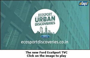 The new Ford EcoSport TVC