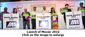 Launch of Mosaic 2012