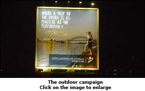 The outdoor campaign